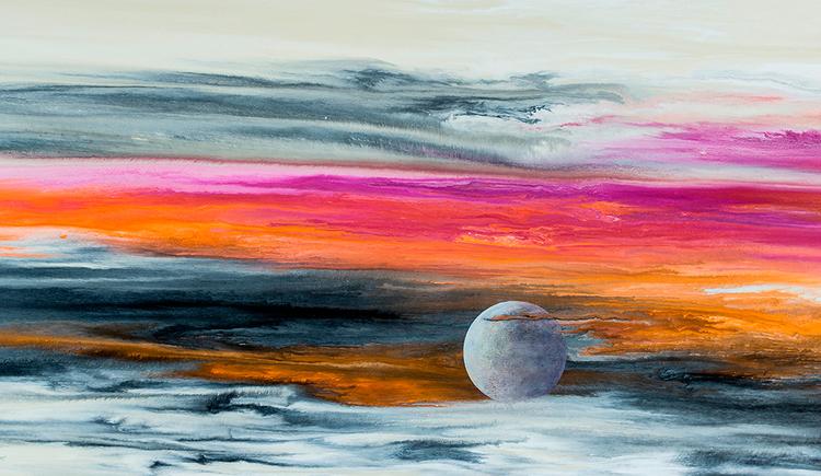 Sonnen-Mond (© Karoline Schodterer, Wolfgang Stadler)