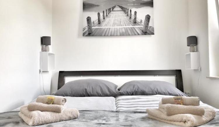 Schlafzimmer (© Wolfi's Traunseeblick 2)
