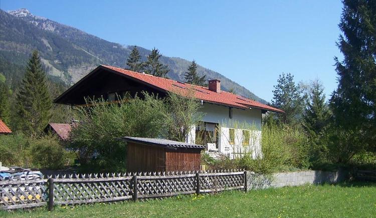 Unser Haus im Sommer (© Edlinger)