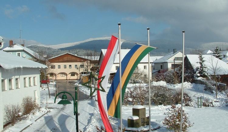 Winter in Klaffer am Hochficht