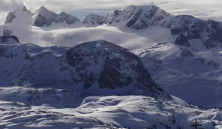 Skigebiet Dachstein Krippenstein 12 km. (© Adelheid Haböck)