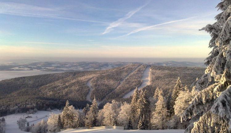 Gigantisches Panorama am Hochficht (© © Hochficht Bergbahnen GmbH)