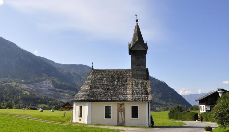 Dorfkirche Goessl (© TVB Ausseerland - Salzkammergut/Franz Steinegger)