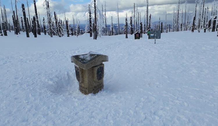 Wandern im Winter (© Privat)