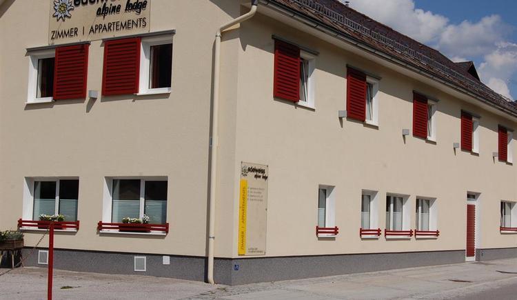 Haus Sommer 2 (© Edelweiss Alpine Lodge)