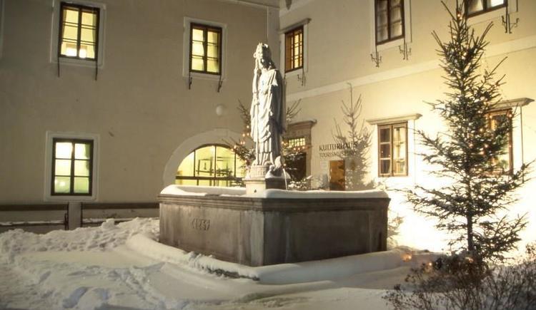 Winter in Ulrichsberg (© Privat)