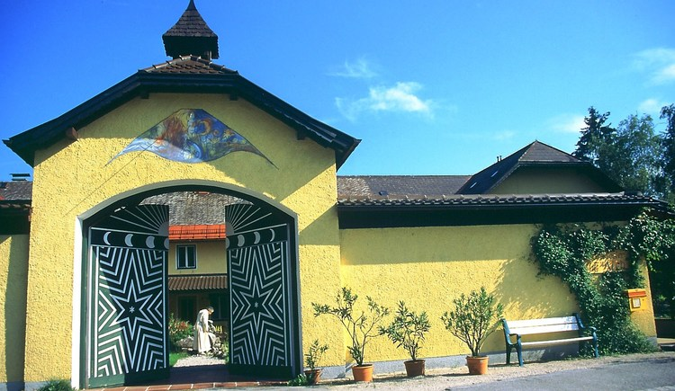 Kloster Gut Aich (© WTG)