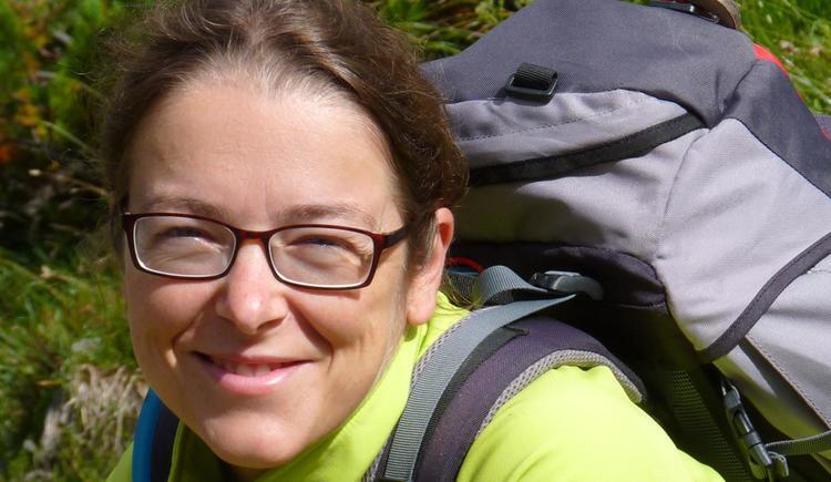 Sabine Haslinger - Wanderführerin (© Sabina Haslinger)