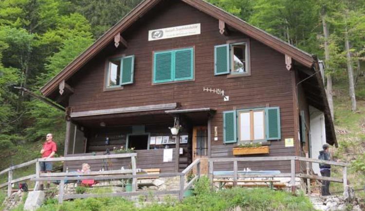 Gasselhütte (© Verein für Höhlenkunde Ebensee)