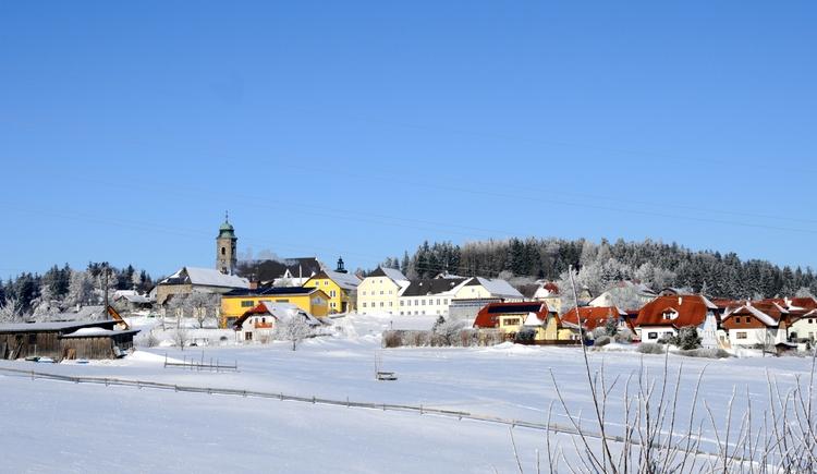 Pfarrkirchen im Winter (© Lindorfer)