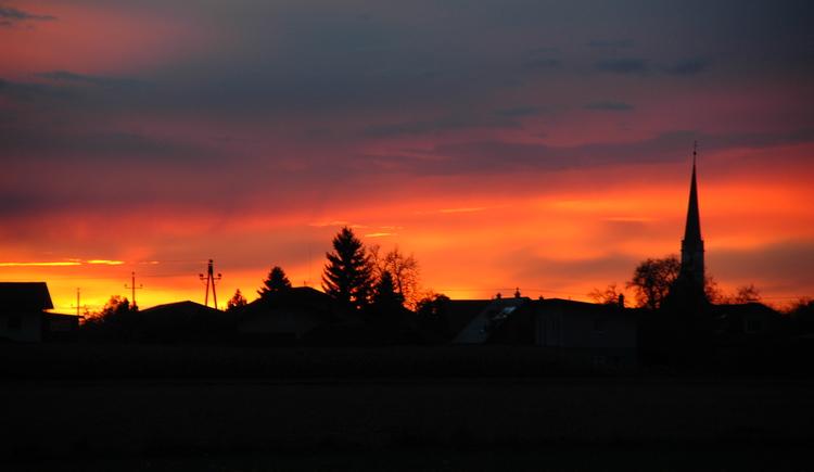 Mühlheim - Abendhimmel.jpg (© Hatheier)