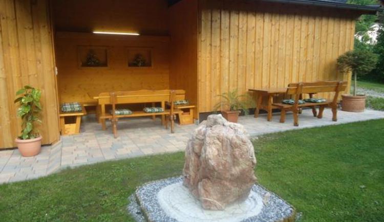 Garten Sitzecke 1