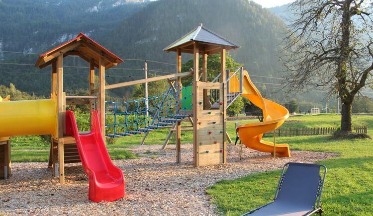 neuer Spielplatz. (© seekda)