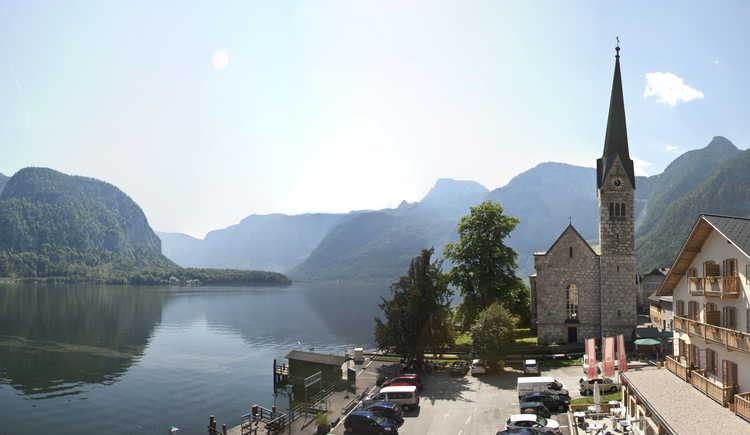 The Heritage Hotel Haus Kainz is in close proximity of Lake Hallstatt and the historic market place in Hallstatt.
