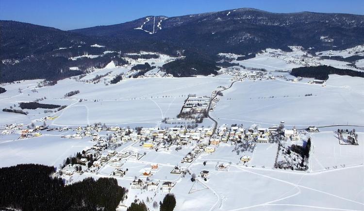 Böhmerwald im Winter (© Privat)