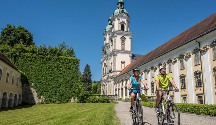 Stift St. Florian (© WGD Donau Oberösterreich Tourismus GmbH/Hochhauser)