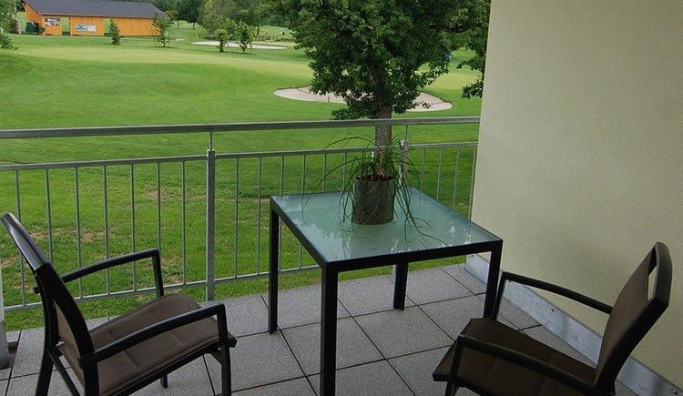 Appartement Aussicht (© Golf Resort Kremstal GmbH)