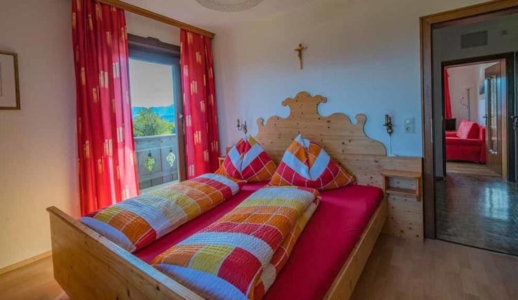 Wohnung Sonnenaufgang Schlafzimmer