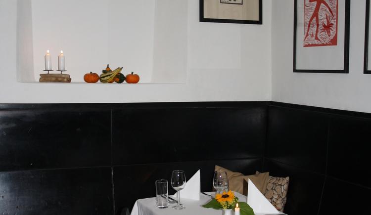 Restaurant Agathon, Gaststube. (© Reingruber)
