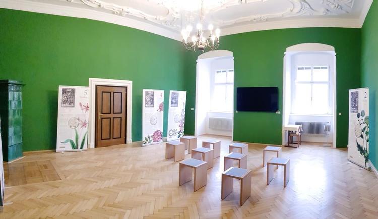 Grüner Salon: Stift Kremsmünster