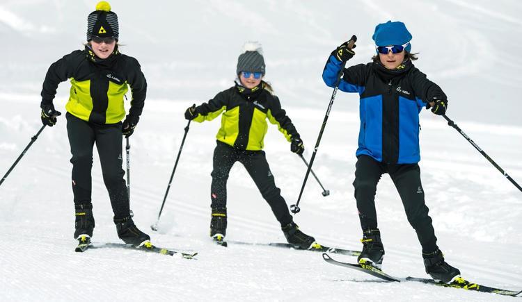 Langlaufen_Kinder_Junior (© ©Fischer Sports GmbH / TVB Windischgarsten)