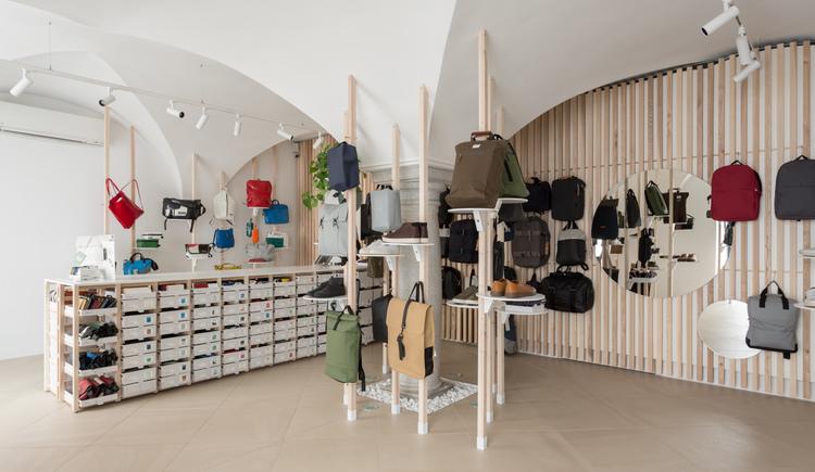 Shop, Rucksäcke, Taschen, inthebox, Linz, Herrenstraße