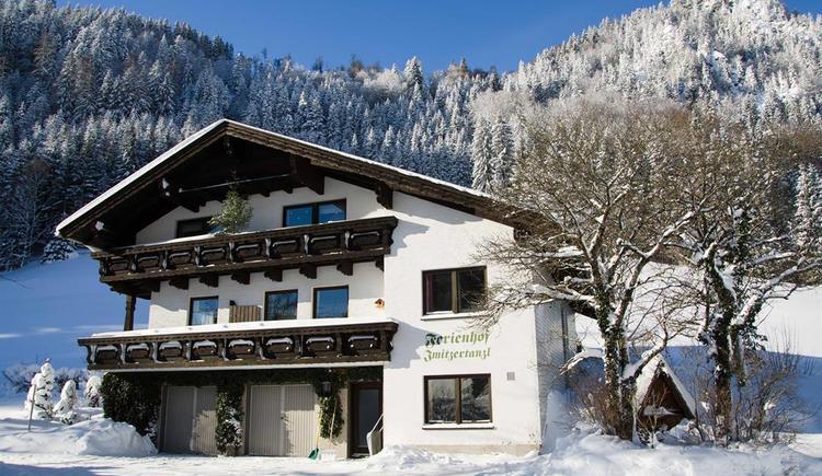 Ferienhaus im Winter (© werner mair)