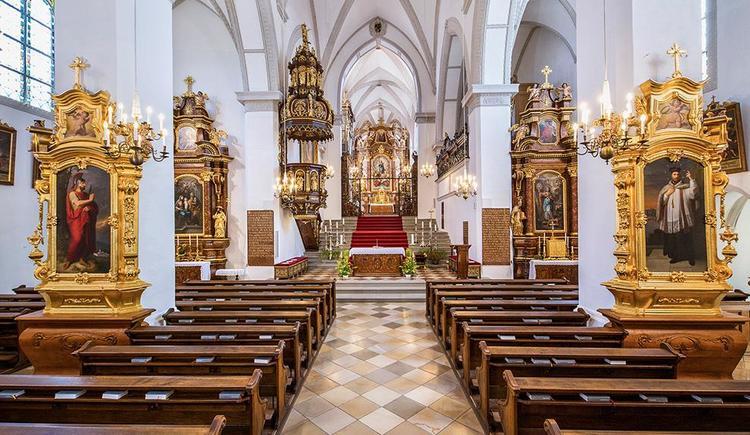 Stiftskirche (© Stift Schlägl)