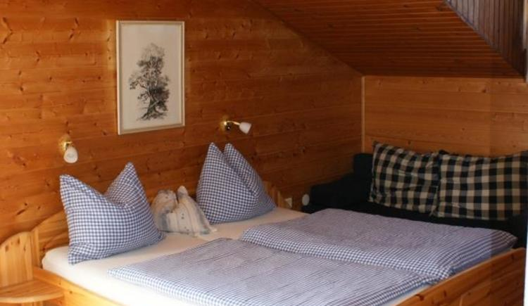 Zimmer 1 (© Nocksteinblick)