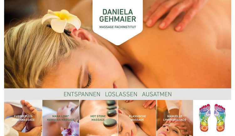 Massage Fachinstitut Daniela Gehmaier in Voecklamarkt