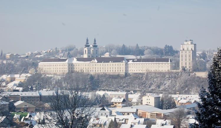 Winter (© Marktgemeinde Kremsmünster Bernhard Kautny)
