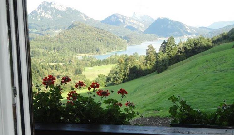 Ausblick Sommer Strumegg (© Strumegg)