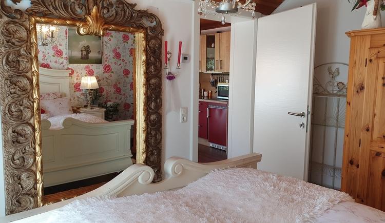 FeWo 2 - Schlafzimmer (© Landhaus Osborne)