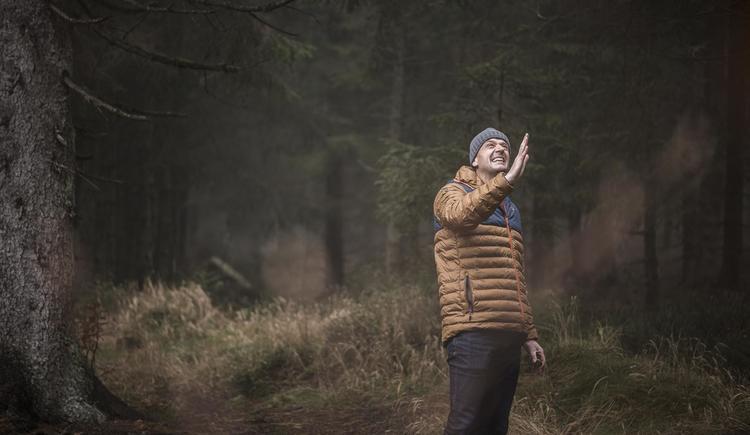 Wald erleben (© Ramenai Das Böhmerwaldlerdorf)