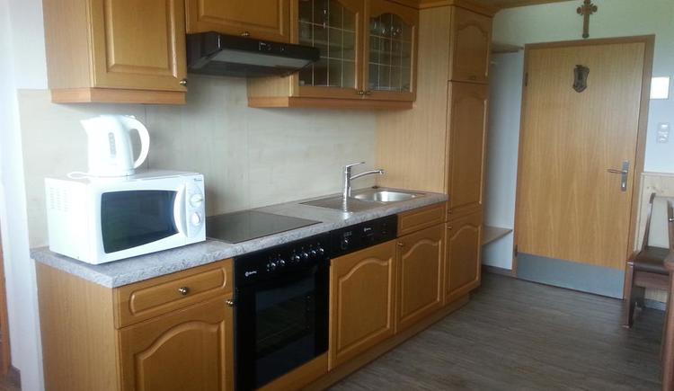 Wohnbereich mit Küche Ansicht 3