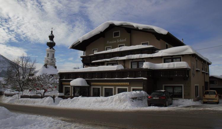 Pension Schierl Wintertag (© Robert Winkler)