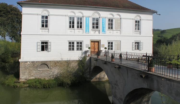Grieskirchen Galerie Schloss Parz (© Tourismusverband Urlaubsregion Vitalwelt Bad Schallerbach)