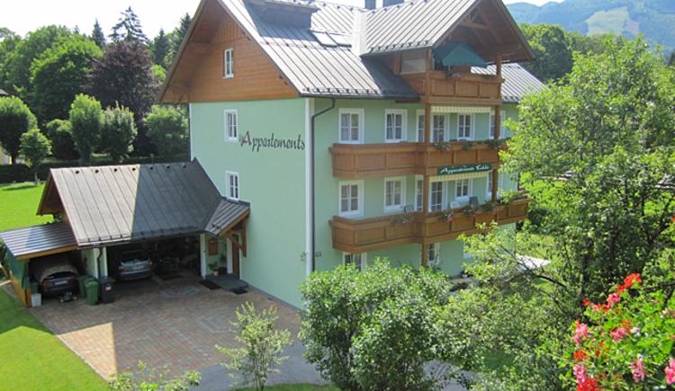 Appartementhaus Edda. (© Dobetsberger)