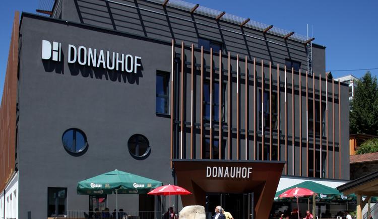 Hotel Donauhof Mauthausen,. (© TV Mauthausen)