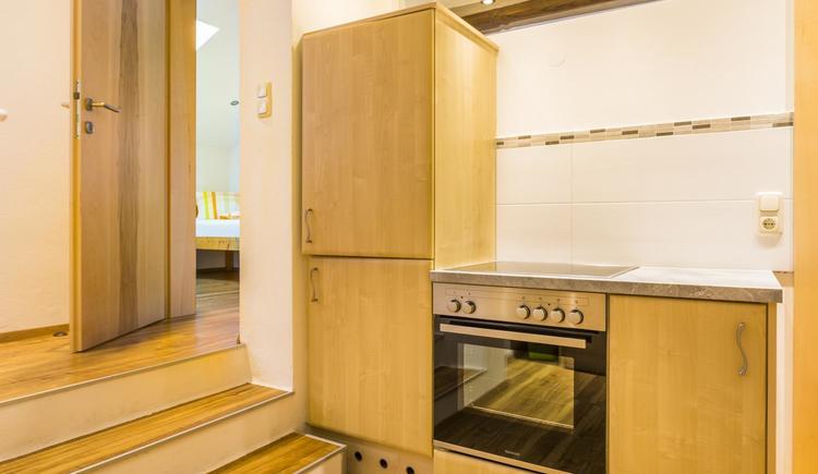 Küche FeWo Wiesenblick (© Fam. Stöllinger)