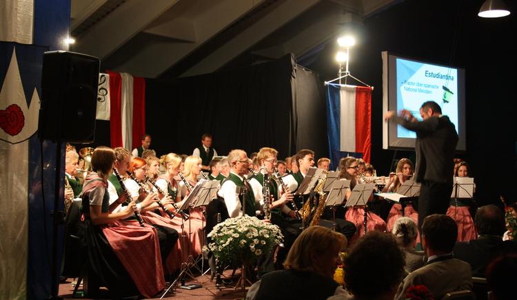 Konzert in der Dachsteinhalle. (© Ferienregion Dachstein Salzkammergut)