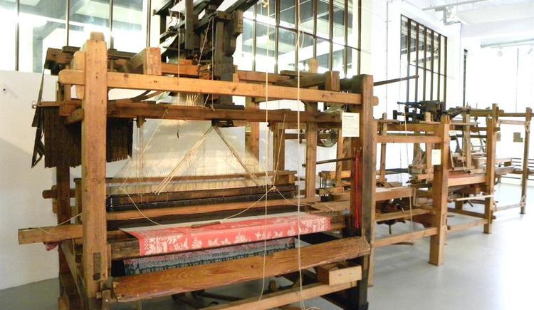 Handwebstuhl (© Textiles Zentrum Haslach)