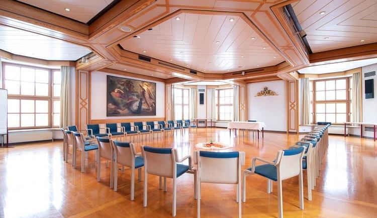Seminarraum Seminarzentrum (© Stift Schlägl - Seminarzentrum)