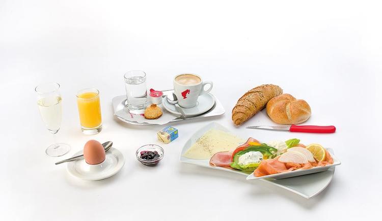 Frühstück (© Bindl)