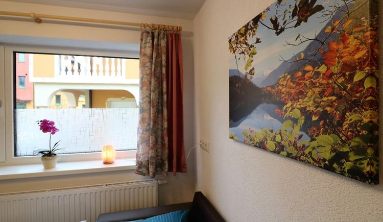 Wandbild mit Altausseersee im Herbst