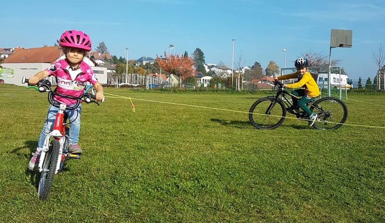 MTB Kids Academy, Barbara Mayer (© MTB Kids, Barbara Mayer)