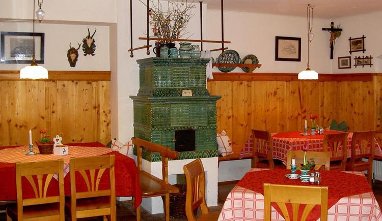 Gasträume (© Andrea Bergbaur)
