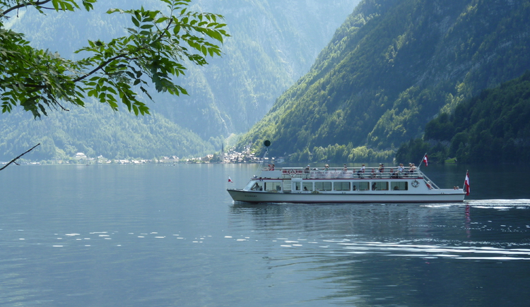Take a boat ride on or about Lake Hallstatt.