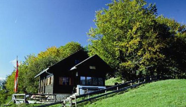Mollner Hütte (© AV Molln)
