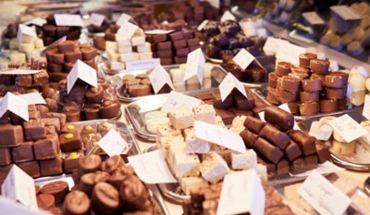 Schoko-Laden in Neustift (© WGD Donau Oberösterreich Tourismus GmbH/Peter Podpera)
